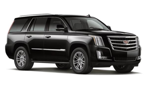 Cadillac Escalade ESV for chauffeur services