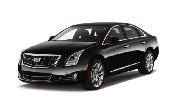 Cadillac XTS Sedan for chauffeur services